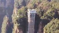 Video: Cận cảnh thang máy ngoài trời cao nhất thế giới