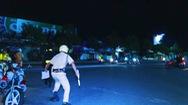 Video: Cảnh sát vây bắt hàng chục xế độ nẹt pô, lạng lách ở Vũng Tàu