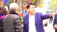 Video: Ông Nguyễn Đức Chung đưa 10.000 USD cho cán bộ C03 thông qua tài xế riêng
