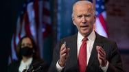 Ông Joe Biden: 'Tôi sẽ không điều tra ông Trump sau khi ông bước vào Nhà Trắng'
