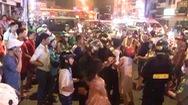 Video: Thanh niên say xỉn, chống đối CSGT bị phạt 7 triệu, tước bằng lái 23 tháng
