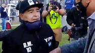 Cảm động hình ảnh sinh nhật lần thứ 60 của Diego Maradona trước khi qua đời