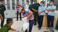 Video: Tạm giữ hình sự 3 nghi phạm vận chuyển gần 31kg ma túy qua biên giới