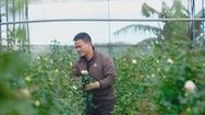 Góc nhìn trưa nay | Chàng trai khởi nghiệp với hoa Đà Lạt
