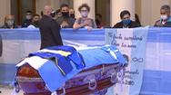 Video: Nữ y tá khai báo sai về cái chết của Maradona