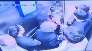 Video: Thang máy rơi tự do, nhiều người bị thương ở Hà Nội