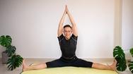 Bí quyết để vào tư thế xoạc ngang trong yoga dễ dàng