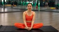 Động tác yoga cơ bản giúp phục hồi khớp gối