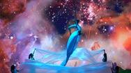 Nghệ sĩ quốc tế sáng tạo show nghệ thuật hướng về lũ lụt miền Trung