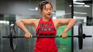Săn chắc bắp tay và vai với bài tập Body Pump