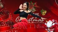 Khoẻ đẹp đón Noel với bài tập Dance Fitness đầy rộn rã