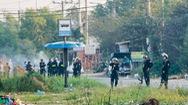 Video: Khu vực căn nhà, nơi cảnh sát đấu súng với Tuấn 'khỉ' trong khoảng cách 3m