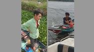 Bắt quả tang 2 vụ tận diệt cá trên sông Sài Gòn