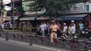 Video: Nhóm thanh niên mang theo nhiều hung khí chém chết người ở quán cà phê