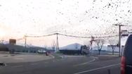 Video: Nhiều thành phố ở Hàn Quốc vắng hoe vì dịch bệnh Covid-19
