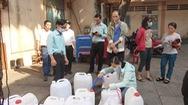 Sản xuất dung dịch sát khuẩn Anolyte tặng miễn phí cho trường học