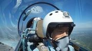 Chàng phi công trẻ của sư đoàn 370