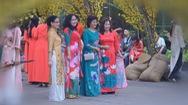 Tuần lễ áo dài tôn vinh nét đẹp của phụ nữ Việt