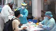 Video: Xét nghiệm COVID-19 đối với 100% khách đến ga Sài Gòn
