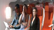 Video: Hãng hàng không thiết kế khung ngăn virus trên máy bay