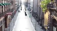 Video: Những con đường nhộn nhịp trở nên vắng vẻ ở Mexico