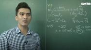 Ôn Tập Online Lớp 12 | Giải bài tập Oxi hóa-khử bằng 'Đinh luật bảo toàn Electron'