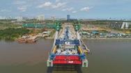 Cầu Thủ Thiêm 2, công trình tô điểm thêm cho vẻ đẹp TP.HCM