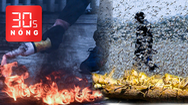 Bản tin 30s Nóng: Kinh hoàng nạn dịch châu chấu; Diễn biến mới nhất vụ ném bom xăng ở Bình Dương