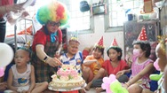 Ấm áp buổi sinh nhật chung của 50 bệnh nhi ung thư