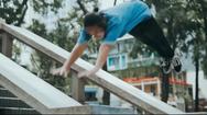 Môn thể thao đường phố hấp dẫn bạn trẻ Sài Gòn
