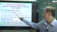 Ôn Tập Online Lớp 12 | Vấn đề phát triển và phân bố công nghiệp ở Việt Nam