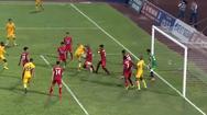 Video: Xem lại tình huống trọng tài từ chối bàn thắng khiến CLB Nam Định phản ứng gay gắt