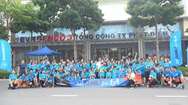 EVNGENCO 3 tổ chức giải chạy bộ gắn kết yêu thương gia đình