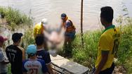 Video: Phát hiện thi thể người đàn ông trôi giữa dòng Sông Bé