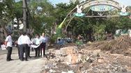 Bàn giao mặt bằng xây dựng nhà ga Lê Thị Riêng tuyến Metro số 2