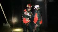 Video: Giải cứu trẻ sơ sinh bị mắc kẹt trong lũ dữ ở Trung Quốc
