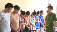 Video: Bắt nhóm sử dụng ma túy tập thể, trong đó có thiếu nữ 16 tuổi