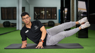 Bài tập bụng hiệu quả giúp chắc khoẻ vùng cơ trung tâm