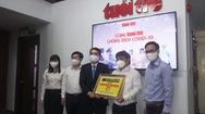Báo Tuổi Trẻ tiếp nhận thêm 1 tỉ đồng phòng, chống dịch cho miền Trung