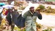 Video: Sạt lở đất ở Ấn Độ 26 người tử vong