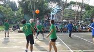 Cuộc thi Lan tỏa năng lượng tích cực: Cụ bà 78 tuổi đánh bóng chuyền, cổ động người trẻ nên yêu thể thao
