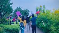 Cuộc thi Lan tỏa năng lượng tích cực: Cánh diều mùa COVID