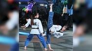 Cuộc thi Lan tỏa năng lượng tích cực: Châu Tuyết Vân – Cô hoa khôi làng võ luôn nỗ lực mỗi ngày