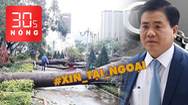 Bản tin 30s Nóng: Được dùng điện thoại trong lớp; Khắc phục bão số 5; Ông Nguyễn Đức Chung xin tại ngoại