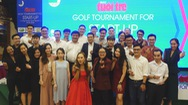 Golf for Start-up 2020: Thắp sáng tinh thần khởi nghiệp