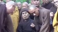 Video: Sức khỏe thiền sư Nhất Hạnh đang yếu đi
