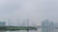Video: TP.HCM sương mù lãng đãng từ sáng sớm đến trưa