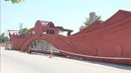 Video: Thành phố Đồng Hới chi gần 14 tỷ đồng tiền ngân sách xây dựng cổng chào