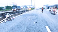 Video: Người đàn ông đi xe đạp bị 2 ôtô tông liên tiếp, tử vong tại chỗ