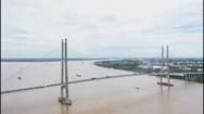 Đồng loạt thi công các gói thầu cầu Mỹ Thuận 2